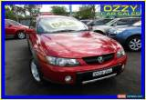 Classic 2004 Holden Adventra VY II LX8 Red Automatic 4sp A Wagon for Sale