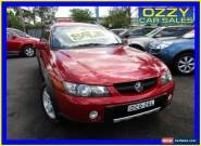 2004 Holden Adventra VY II LX8 Red Automatic 4sp A Wagon for Sale