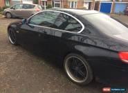 2006 BMW 335I SE AUTO BLACK FULL BMWSH for Sale