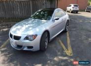 BMW: M6 Carbon Fiber for Sale