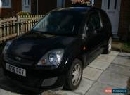 2006 FORD FIESTA STYLE CLIMATE BLACK CUSTOM PAINT for Sale