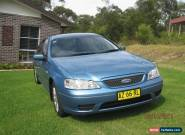 Ford Falcon Futura BF 2006 Good Clean Reliable Car for Sale
