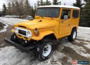 Toyota: Land Cruiser FJ40 for Sale