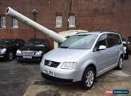 2006 Volkswagen Touran 1.9 TDI SE MPV 5dr (7 Seat) for Sale