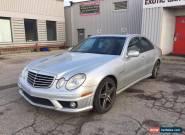 Mercedes-Benz: E-Class E63 Amg for Sale
