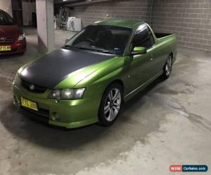 Classic Holden SS VY V8 Ute ( 3 months rego )  for Sale