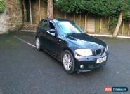 2006 BMW 116I SPORT BLACK (NO RESERVE 1 DAY AUCTION) for Sale