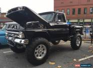 1965 Chevrolet Other Pickups 4 wheel drive for Sale