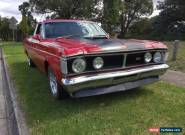 Ford falcon 1971 Ute xy for Sale