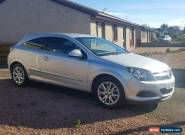 2010 VAUXHALL ASTRA SRI 3DR 113 SILVER for Sale