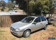 1999 Holden Barina SB City Hatchback 3dr Man 5sp 1.4i for Sale