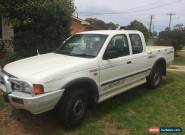 FORD COURIER SuperCab 4X4 for Sale
