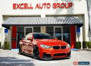 2015 BMW M4 2dr Coupe for Sale
