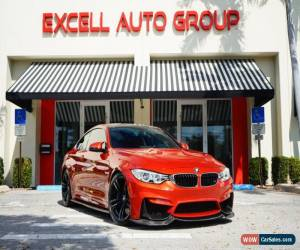 Classic 2015 BMW M4 2dr Coupe for Sale
