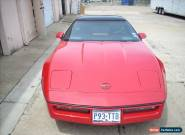 1985 Chevrolet Corvette for Sale