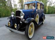 1932 Chevrolet Other 4DR for Sale