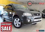 2007 Ford Territory 7 SEATER TURBO Grey Automatic A Wagon for Sale