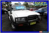 Classic 1993 Toyota Landcruiser GXL (4x4) White Manual 5sp M Wagon for Sale