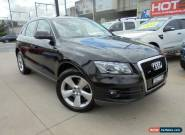 2010 Audi Q5 8R MY10 TDI Black 7 Sports Automatic Dual Clutch Wagon for Sale