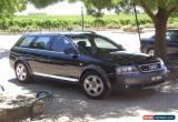 Classic Audi 2002 Allroad QTDi 2.5 for Sale