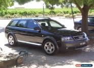 Audi 2002 Allroad QTDi 2.5 for Sale