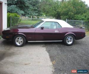 Classic 1973 Ford Mustang Base Convertible 2-Door for Sale