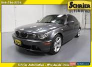 2005 BMW 3-Series Base Coupe 2-Door for Sale