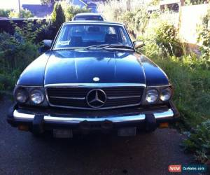 Classic Mercedes-Benz : SL-Class Crome for Sale
