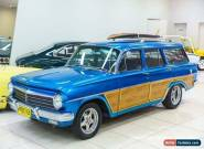 1964 Holden EH Metal Flake Blue Manual M Wagon for Sale