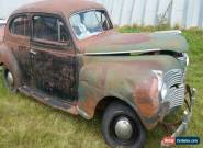 1940 Dodge business man for Sale