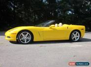 2005 Chevrolet Corvette Z51 Convertible for Sale