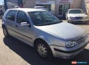 VW Golf 2001 4D for Sale