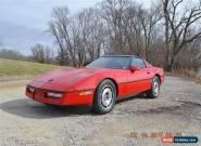 1987 Chevrolet Corvette 2 DOOR  for Sale