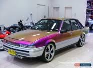 1986 Holden Calais VL Purple Automatic 4sp A Sedan for Sale