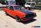 Classic 1984 Holden Gemini TF Race Car for Sale