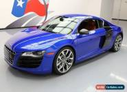 2012 Audi R8 Base Coupe 2-Door for Sale