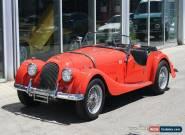 Morgan: Plus Four Roadster for Sale