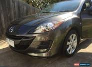 2009 Mazda 3 Maxx Sport BL Series 6Spd Manual for Sale