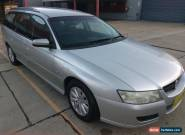 2007 HOLDEN COMMODORE VZ ACCLAIM STATION WAGON - 23 MAY 2017 REGO  for Sale
