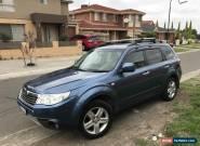 2009 subaru forester xs auto  no reserve price for Sale