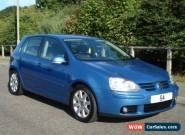 Volkswagen Golf GT 2.0 HATCH 5 DOOR  2004  138 BHP  6 SPEED MANUAL for Sale