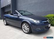 2007 Holden Astra Convertible Twin Top AH with RWC for Sale