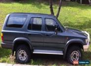 Toyota 4Runner 4X4 SR5 1991 Auto  for Sale