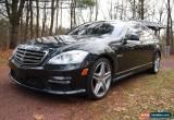 Classic 2010 Mercedes-Benz S-Class Base Sedan 4-Door for Sale