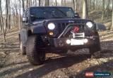 Classic Jeep: Wrangler Rubicon for Sale