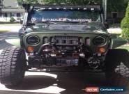 Jeep: Wrangler Sahara for Sale