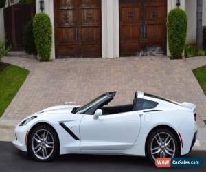 Classic 2014 Chevrolet Corvette for Sale