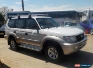 1998 TOYOTA PRADO GXL 3.4L AUTO 8 SEATER TOW BAR EXCELLENT FAMILY VEHICLE for Sale