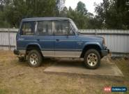 1990 pajero auto 7 seat blown motor for Sale