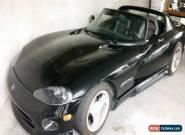1994 Dodge Viper for Sale
